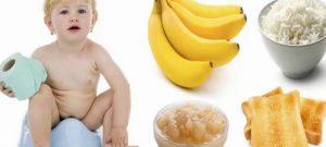 علاج الاسهال عند الاطفال