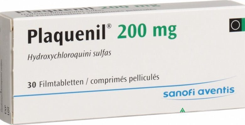 plaquenil usage