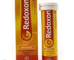 سعر ومواصفات فوار Redoxon ريدوكسون لتعويض نقص فيتامين سى