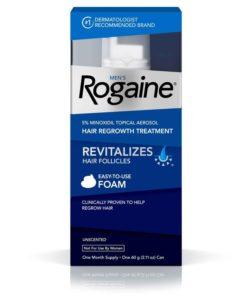 سبراي ROGAINE روجين لعلاج تساقط الشعر