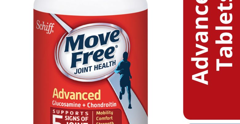 كبسولات موف فري (Move Free capsules ) لعلاج آلام العظام