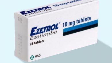 أقراص EZETROL ايزيترول
