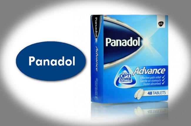 أقراص PANADOL بانادول مسكن للألم وعلاج لنزلات البرد