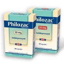 سعر ومواصفات كبسولات PHILOZAC فيلوزاك لعلاج الاكتئاب