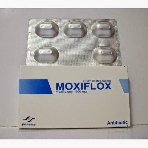 دواء moxifolix