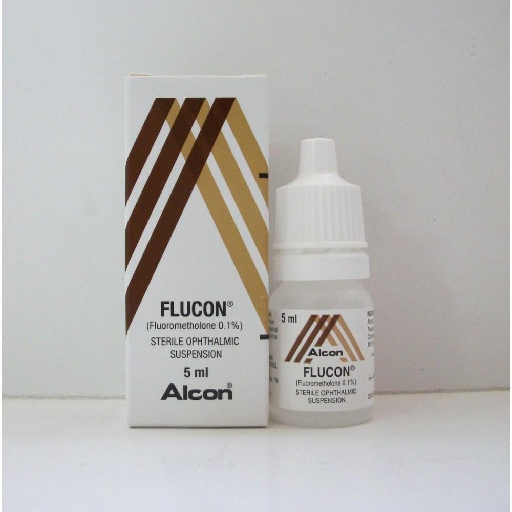 قطرة FLUCON فلاكون