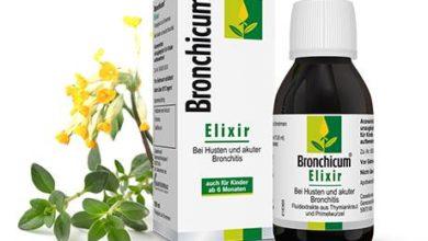 برونشيكم شراب للكحة Bronchicum Syrup علاج آمن للكحة من الأعشاب الطبيعية