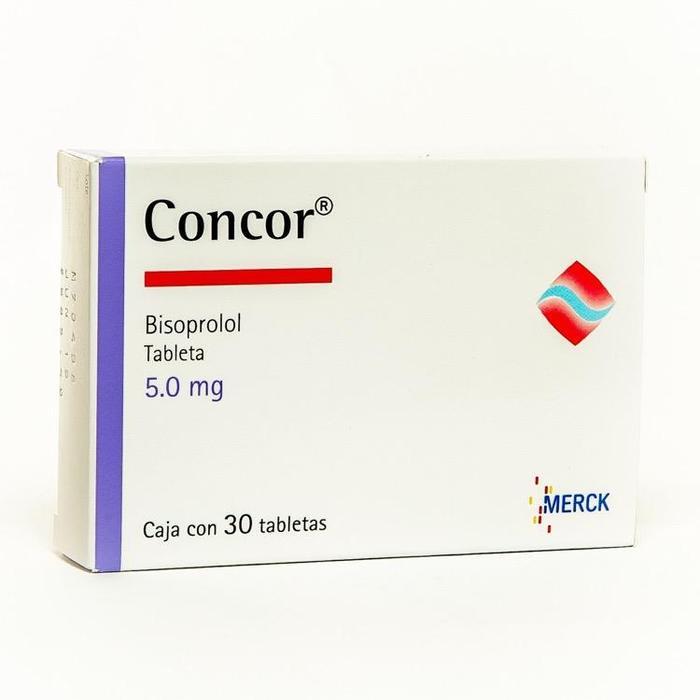 أقراص CONCOR كونكور لعلاج ارتفاع ضغط الدم