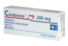 دواء CORDARONE