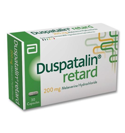 DUSPATALIN RETARD دسبتالين ريتارد