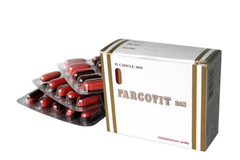 FARCOVIT - B12 فاركوفيت