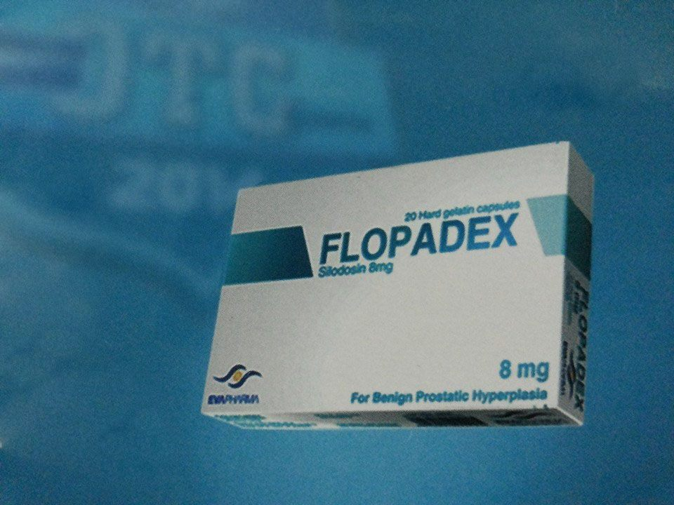 كبسولات FLOPADEX فلوبادكس