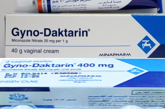 GYNO-DAKTARIN جينودكتاري