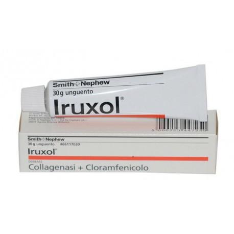 IRUXOL إيروكسول لعلاج الجروح والحروق والتقرحات