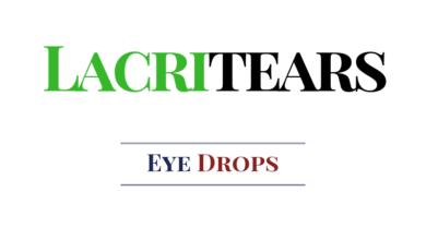 نقط LACRITEARS لاكريتيرز لعلاج حفاف العين
