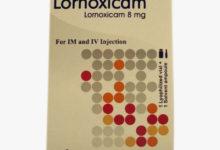 LORNOXICAM لورنوكسيكام