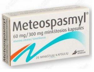 METEOSPASMYL متيوسبازميل لعلاج انتفاخ البطن والقولون العصبي
