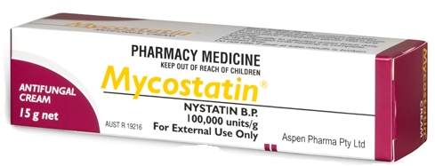 Mycostatin Cream