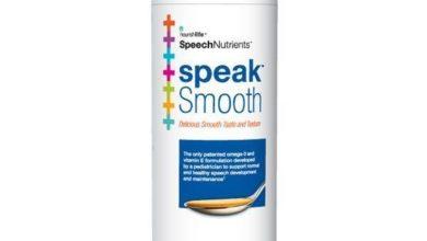 دواء سبيك سموث Speak Smooth لعلاج مشكلة تأخر الكلام عند الأطفال