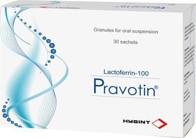 PRAVOTIN برافوتين