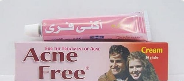 كريم ACNE - FREE أكني فري