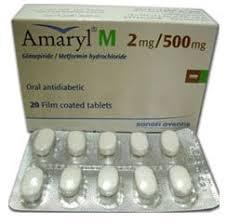 AMARYL - M أماريل إم