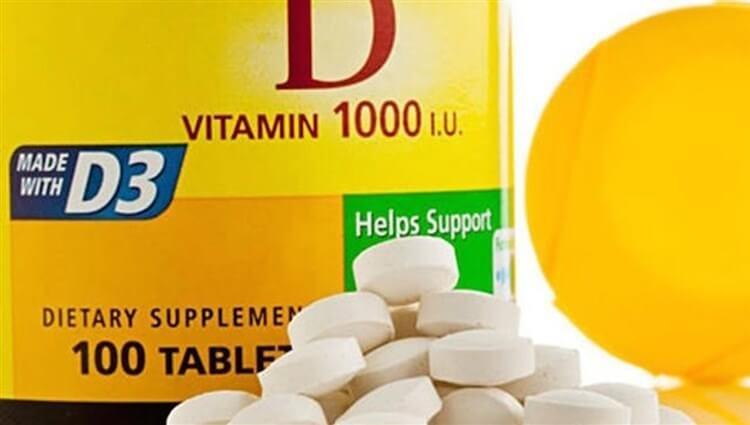 سعر ومواصفات أقراص Vitamin D3 فيتامين د3 لحماية العظام والأسنان