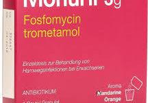 مونورول MONURIL لعلاج عدوى المسالك البولية