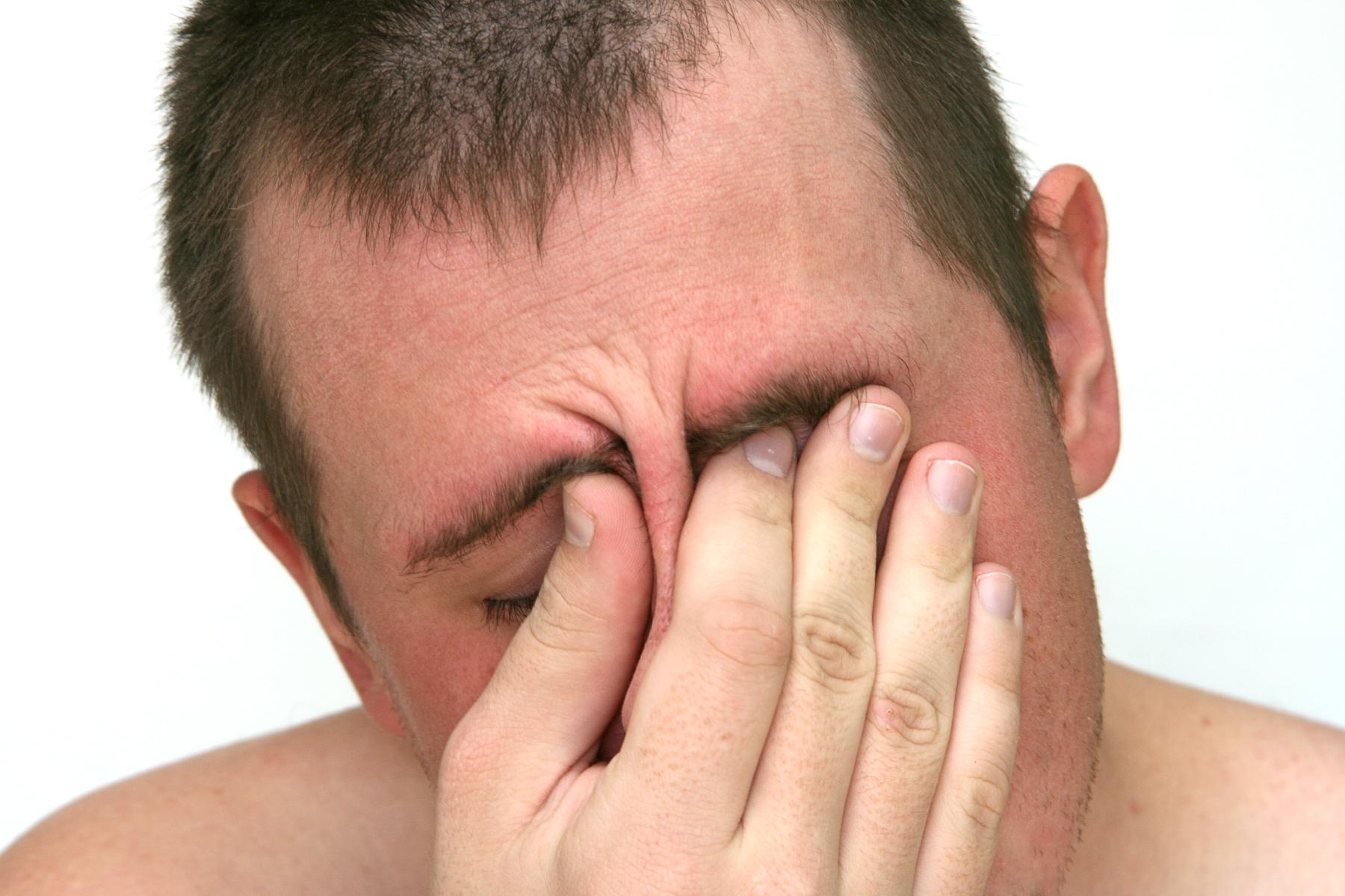 تأثير ارتفاع ضغط العين