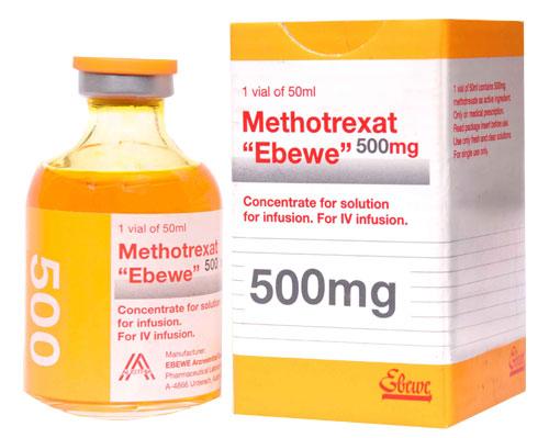 محلول METHOTREXATE ميثوتريكسات
