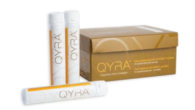 مشروب QYRA كيرا فيالات للشرب لعلاج التجاعيد