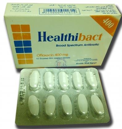 Healthibact هيلثيباكت