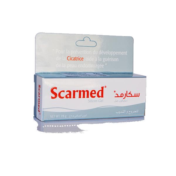 دهان سكارميد لعلاج الندبات وآثار الجروح