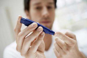 متابعة مستويات السكر في الدم