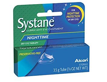 سيستان نايت تايم لعلاج جفاف العين