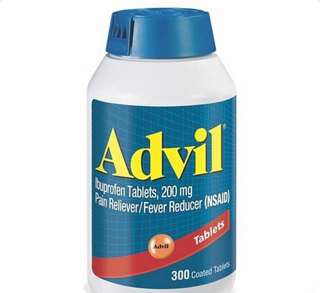 ADVIL أدفيل أقراص وكبسولات مسكن للألم ومضاد للالتهابات وخافض للحرارة