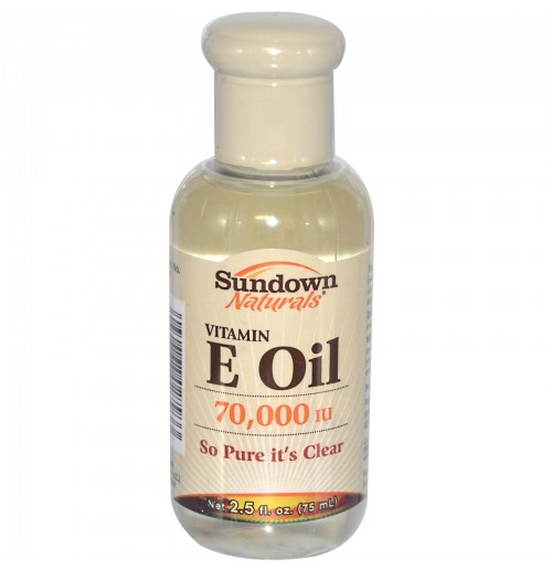 زيت فيتامين Vitamin E-oil e