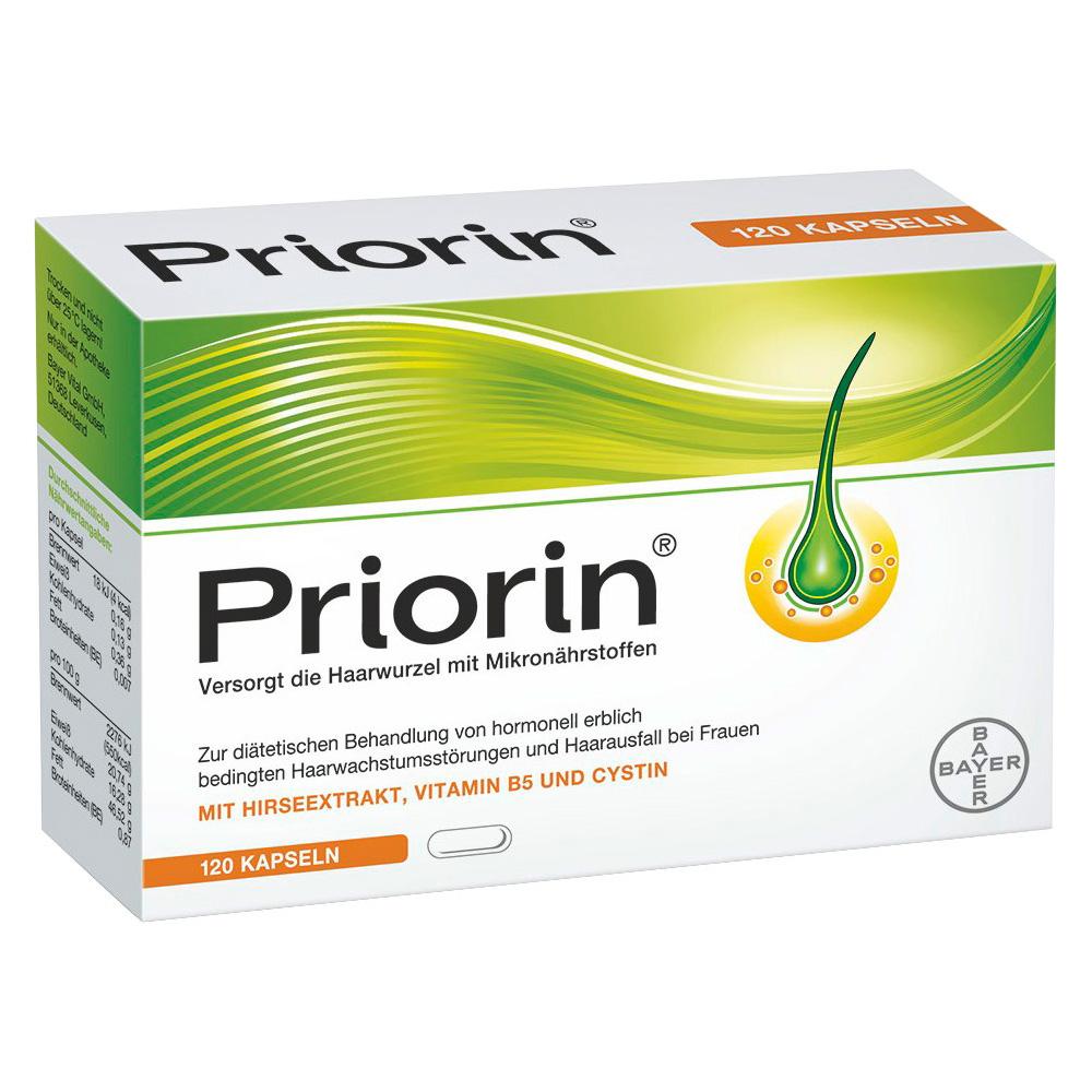 Priorin-برايورين لعلاج تساقط الشعر