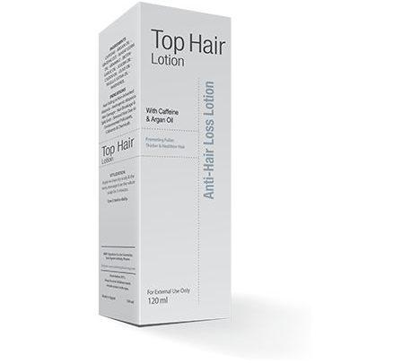 top hair لوسيون