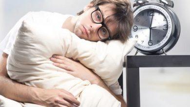 علاج مرض قلة النوم