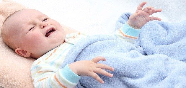 علاج الإمساك عند حديثي الولادة