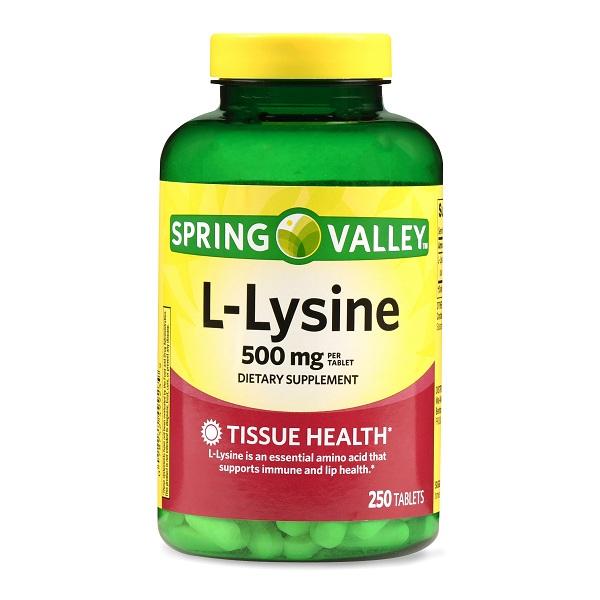 L - LYSINE