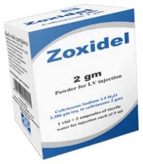 ZOXIDEL زوكسيديل