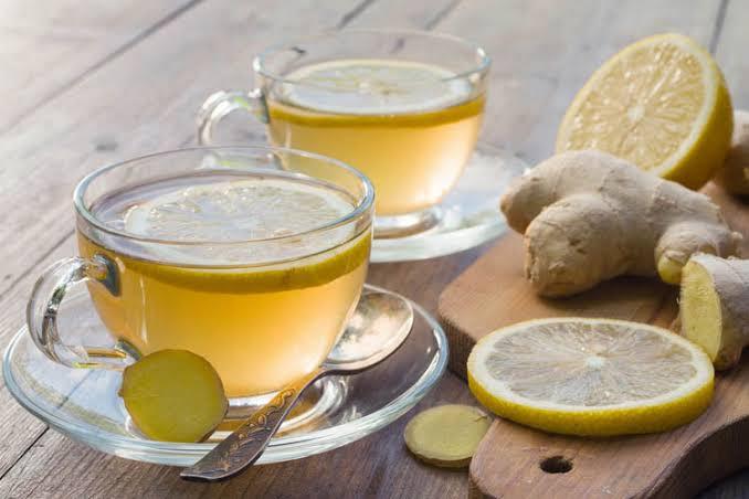 الزنجبيل والليمون لعلاج الاحتقان