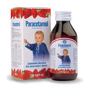 باراسيتامول علاج البرد للرضع