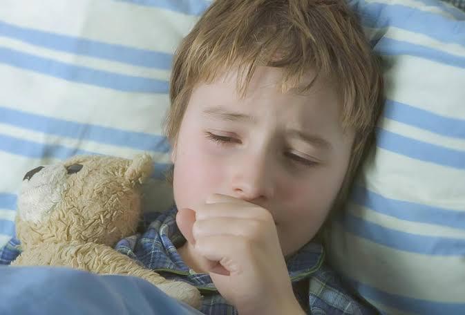 علاج الكحة الناشفة وقت النوم2