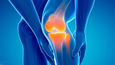 علاج خشونة الركبة بالزيوت الطبيعية