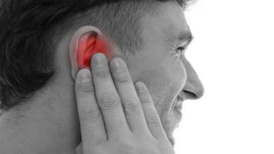 مشكلة ألم الأذن