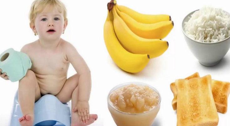 علاج الإسهال للأطفال في المنزل بطرق بسيطة وفعالة