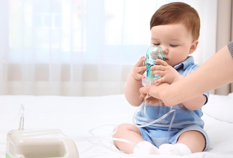 علاج البرد عند الرضع